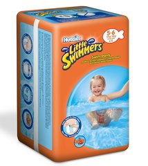 Mähkmed HUGGIES Little Swimmers Medium, 5-6 suurus, 11tk.
