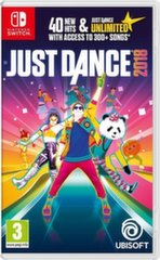 Just Dance 2018 NSW