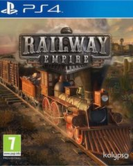 Railway Empire, PS4