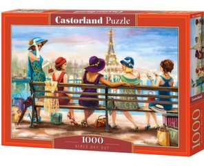 Pusle Puzzle Castorland Girls Day Out, 1000-osaline hind ja info | Pusle Puzzle Castorland Girls Day Out, 1000-osaline | kaup24.ee