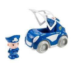 Smiki politseiauto helide ja kujukesega, 6219779