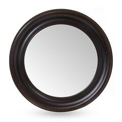 Peegel ANCONA 82x82 cm, pruun