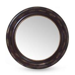 Peegel VENECIJA 82x82 cm, pruun