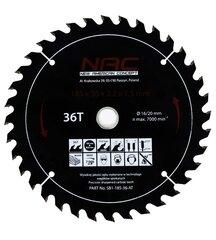 NAC lõikeketas SB1-185-36-AT