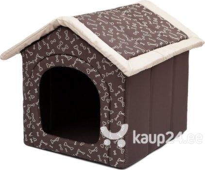 Maja-pesa Hobbydog R2 kondid, 44x38x45 cm, pruun