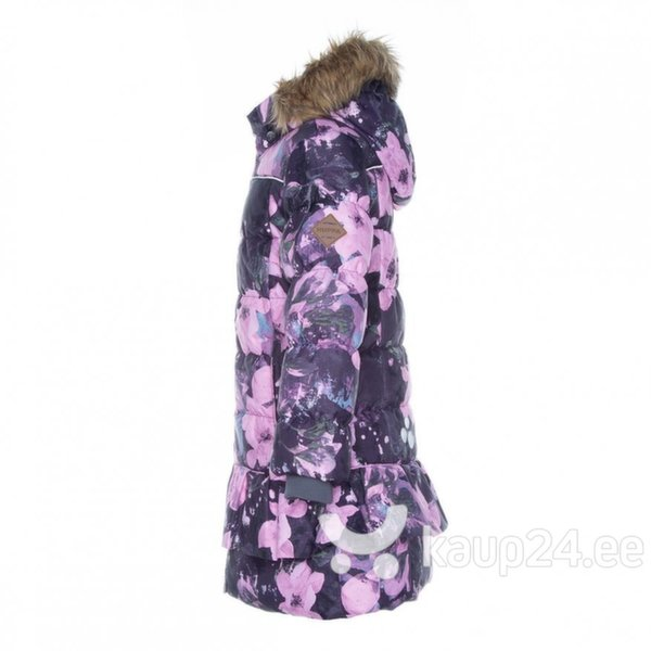 Huppa зимняя куртка для девочек Whitney, темно-серая, 91618 отзыв