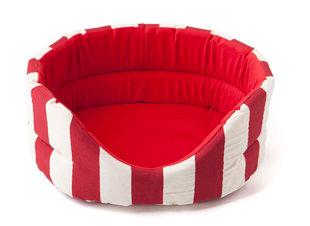 Comfy pesa Marina, erinevad suuresed, punane-valge