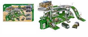 Mänguasjakomplekt Sõjaväebaas hind ja info | Poiste mänguasjad | kaup24.ee