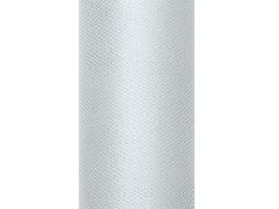 Sile tüll rullis, hall, 0,15x9 m, 1 karp/90 tk (1 tk/9 m)