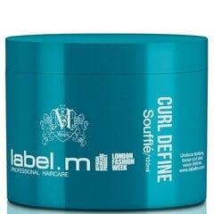 Juuksesuflee lokkis juustele Label.m Curl Define 120 ml