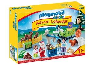 9391 PLAYMOBIL® Advendikalender Jõulud metsas