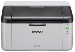 Laserprinter must/valge Brother HL-1210W