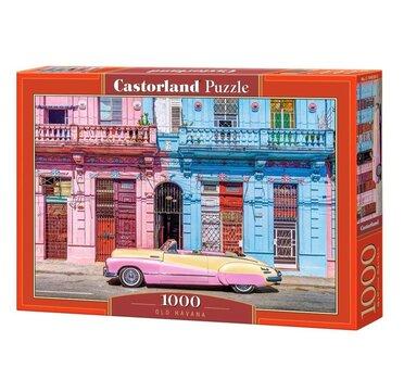 Pusle Puzzle Castorland Old Havana, 1000 tk hind ja info | Pusled | kaup24.ee