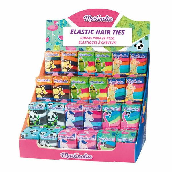 Эластичные резинки для волос Martinelia для девочек интернет-магазин