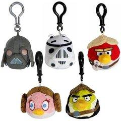 Angry Birds Star Wars - Plush Backpack Clip Assortment hind ja info | Fännitooted mänguritele | kaup24.ee