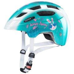 Детский велосипедный шлем Uvex Finale Junior Bunny