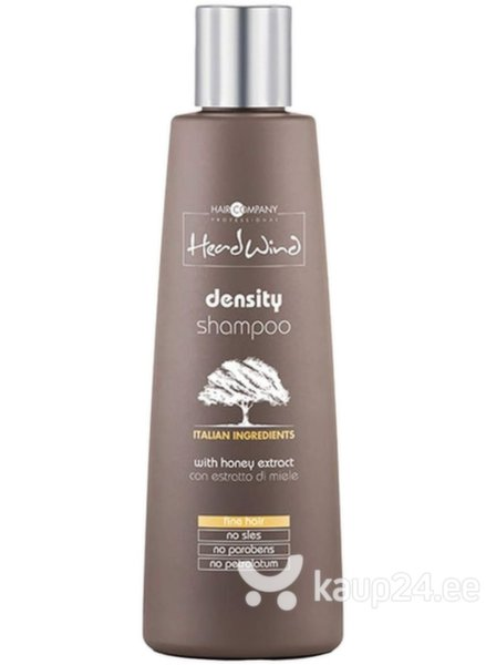Šampoon õhukestele juustele HAIR COMPANY DENSITY 250 ml