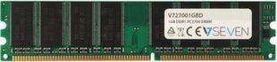 V7 V727001GBD hind ja info | Operatiivmälu (RAM) | kaup24.ee