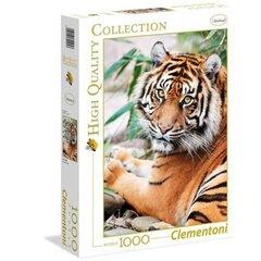 Пазл Clementoni 95985, Тигр, 1000 элементов