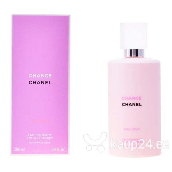 Kehalosjoon - niisutaja Chanel Chance Eau Vive 200 ml