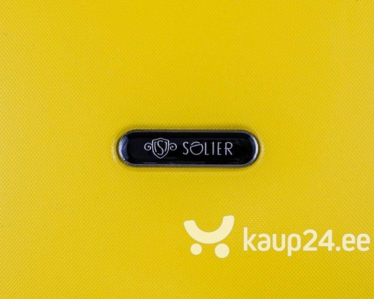 Keskmine kohver Solier STL856, oranž soodsam