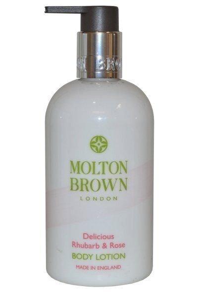 Lõhnav ihupiim Molton Brown Delicious Rhubarb and Rose 300 ml