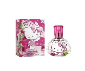 Tualettvesi Hello Kitty EDT tüdrukutele 30 ml