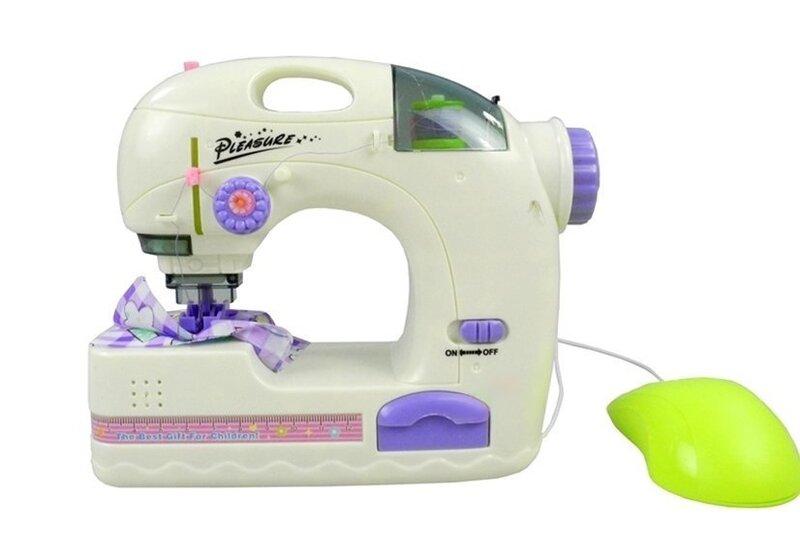 Игрушечная швейная машинка 22x 20 см интернет-магазин