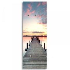 3D seinanagi Bridge at sunset 1