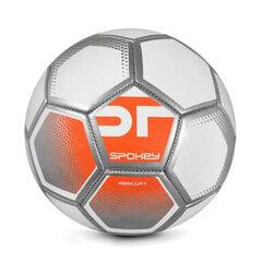 Jalgpalli pall Spokey Mercury, suurus 5, valge/oranž hind ja info | Jalgpalli pall Spokey Mercury, suurus 5, valge/oranž | kaup24.ee