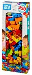 Klotsid Mega Bloks Build 'n Create, 250-osaline