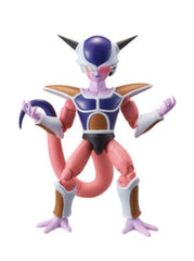Kujuke tarvikutega Dragon Ball Dragon Stars Frieza 1st Form, 36181, 16 cm
