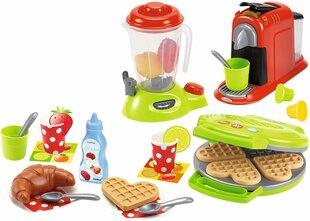Набор бытовой техники для игрушечной кухни с аксессуарами Ecoiffier, 2624, 28 д.