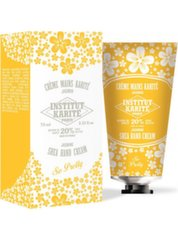 Kätekreem Institute Karite Paris Jasmin Shea So Pretty 75 ml
