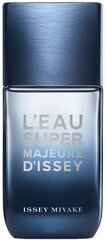 Tualettvesi Issey Miyake L'Eau Super Majeure D'Issey EDT meestele 100 ml