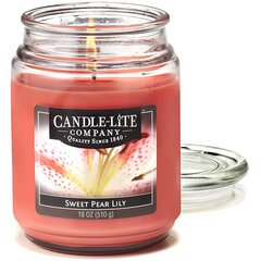Lõhnaküünal Candle-lite Everyday Sweet Pear Lily