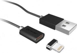 Kaabel magnetiga Tracer TRAKBK46274 USB 2.0 (AM) - Lightning, 1m hind ja info | Arvutikaablid | kaup24.ee