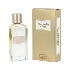Parfüümvesi naistele Abercrombie & Fitch First Instinct Sheer EDP 50 ml