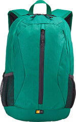 Case Logic Ibira Backpack 15.6 IBIR-115, Roheline