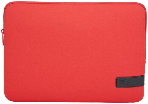 Case Logic Reflect Laptop Sleeve 13.3 REFPC-113 POP ROCK, punane