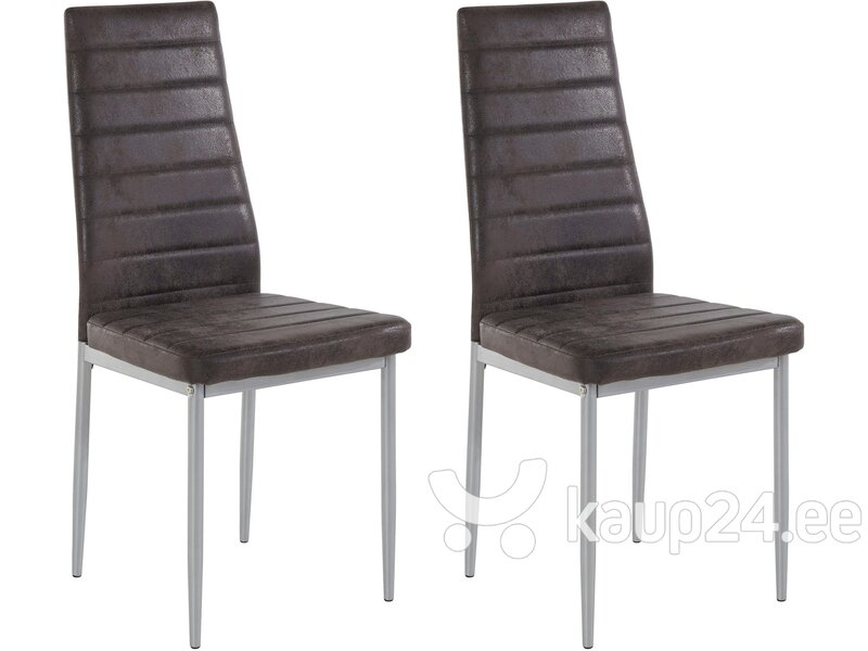 Комплект из 2-х стульев Kate, темно-серый