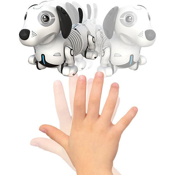 Робот щенок Taksas Silverli Robo Dackel