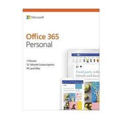 Microsoft Office 365 Personal, английский (QQ2-00790)