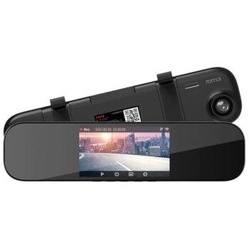 XIAOMI 70MAI Rearview Mirror Dash Cam, Черный