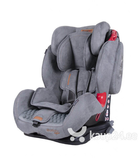 Turvatool Coletto Sportivo isofix 9-36 kg. Hall
