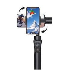 GoXtreme GX1 Dual Gimbal For Action Cams and Smartphones