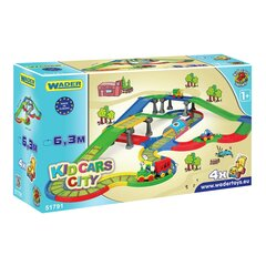 Autorada Wader Kid Cars City 6,3 m