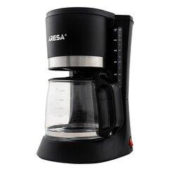Kohvimasin Aresa AR-1604 hind ja info | Espressomasinad ja kohvimasinad | kaup24.ee