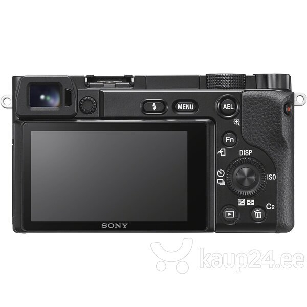 Sony A6100 16-50mm OSS (ILCE-6100L), Must