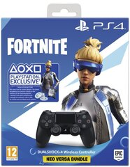 Sony PlayStation DualShock 4 V2 juhtmevaba pult + Fortnite Bundle